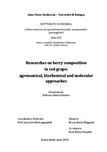 anthocyanin grape thesis