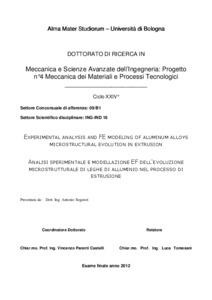 aluminum alloys thesis pdf