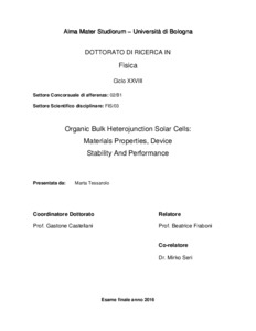 Organic solar cell architectures phd thesis klaus petritsch